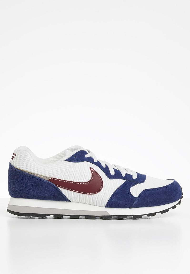 Nike md runner 2 es1 cd5462-001 phantom/team red-blue void-white
