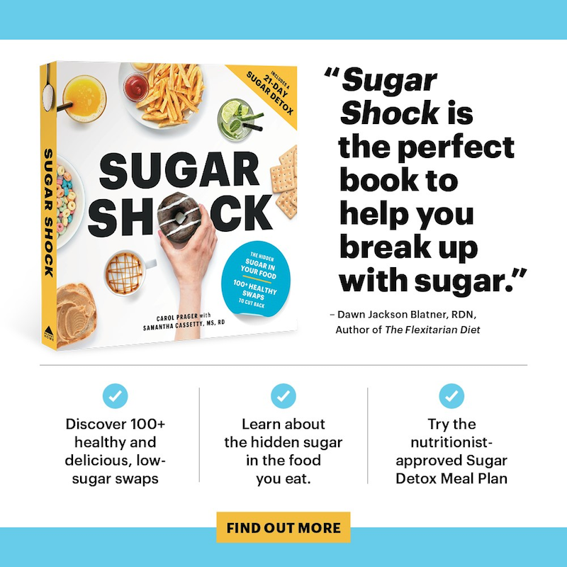 Think you're in control of the sugar you eat? You're in for a shock! Sugar Shock reveals 100+ healthy swaps to cut back on added sugar and boost your health with every bite.