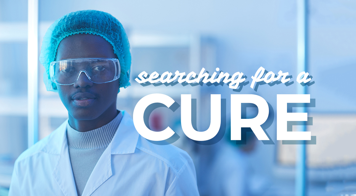 Searching for a Cure Collection