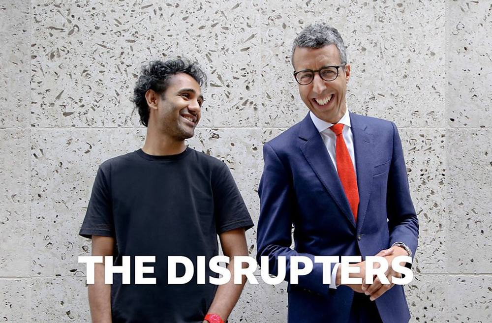 Julie appears on BBC Radio 4's Podcast 'The Disrupters