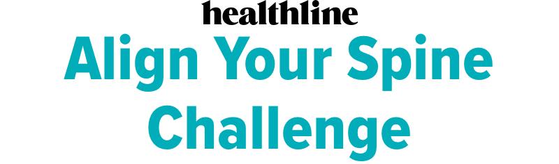 Healthline Align Your Spine Challenge