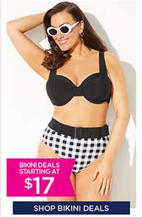 Shop Bikini Deals