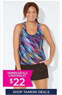 Shop Tankini Deals