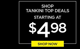 Shop Tankini Top Deals