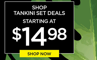 Shop Tankini Set Deals