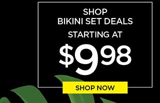 Shop Bikini Set Deals