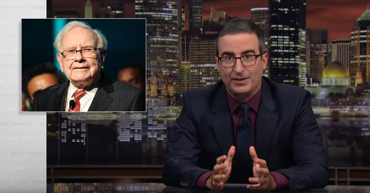 HBO - ''Last Week Tonight with John Oliver''