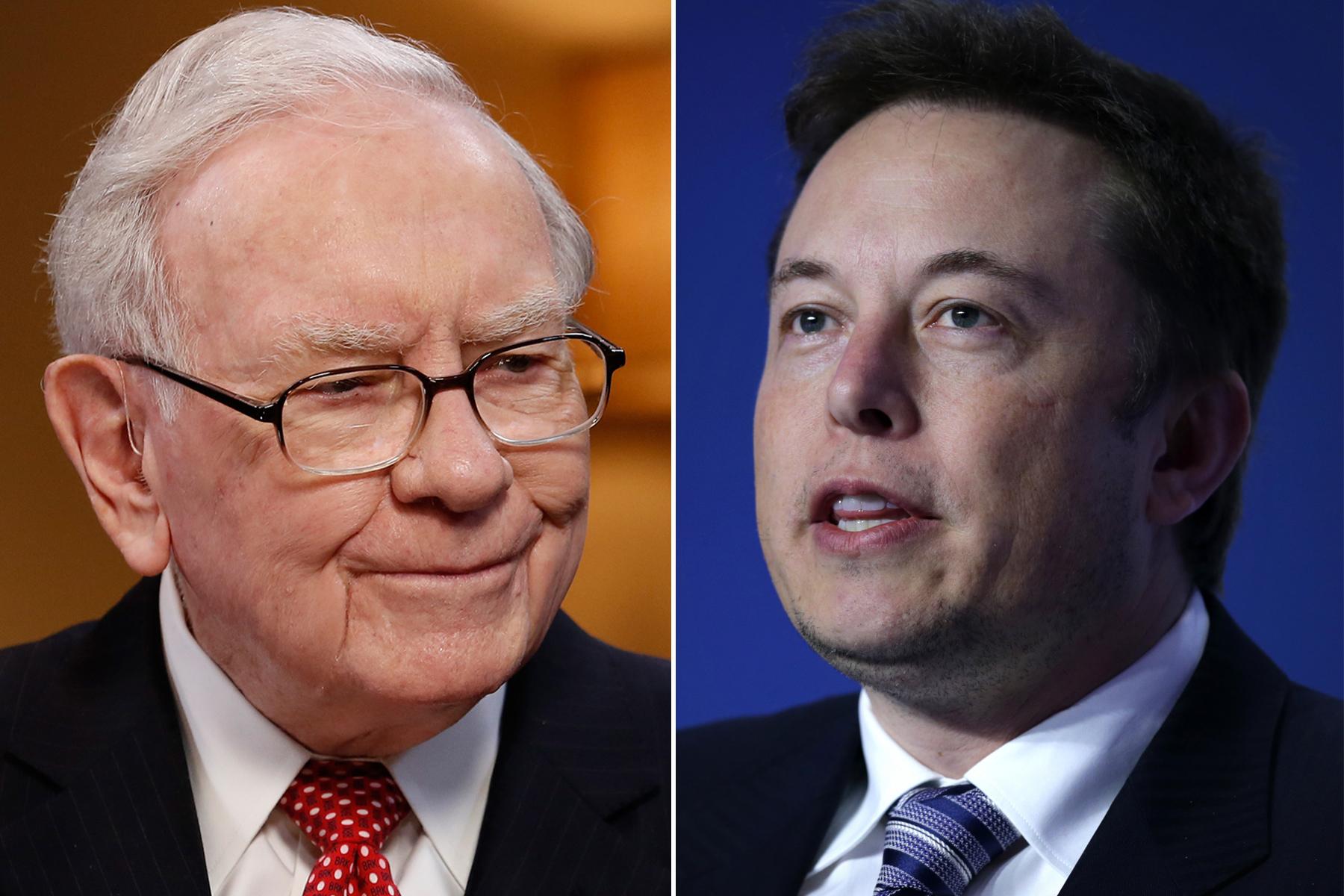 Warren Buffett/Elon Musk