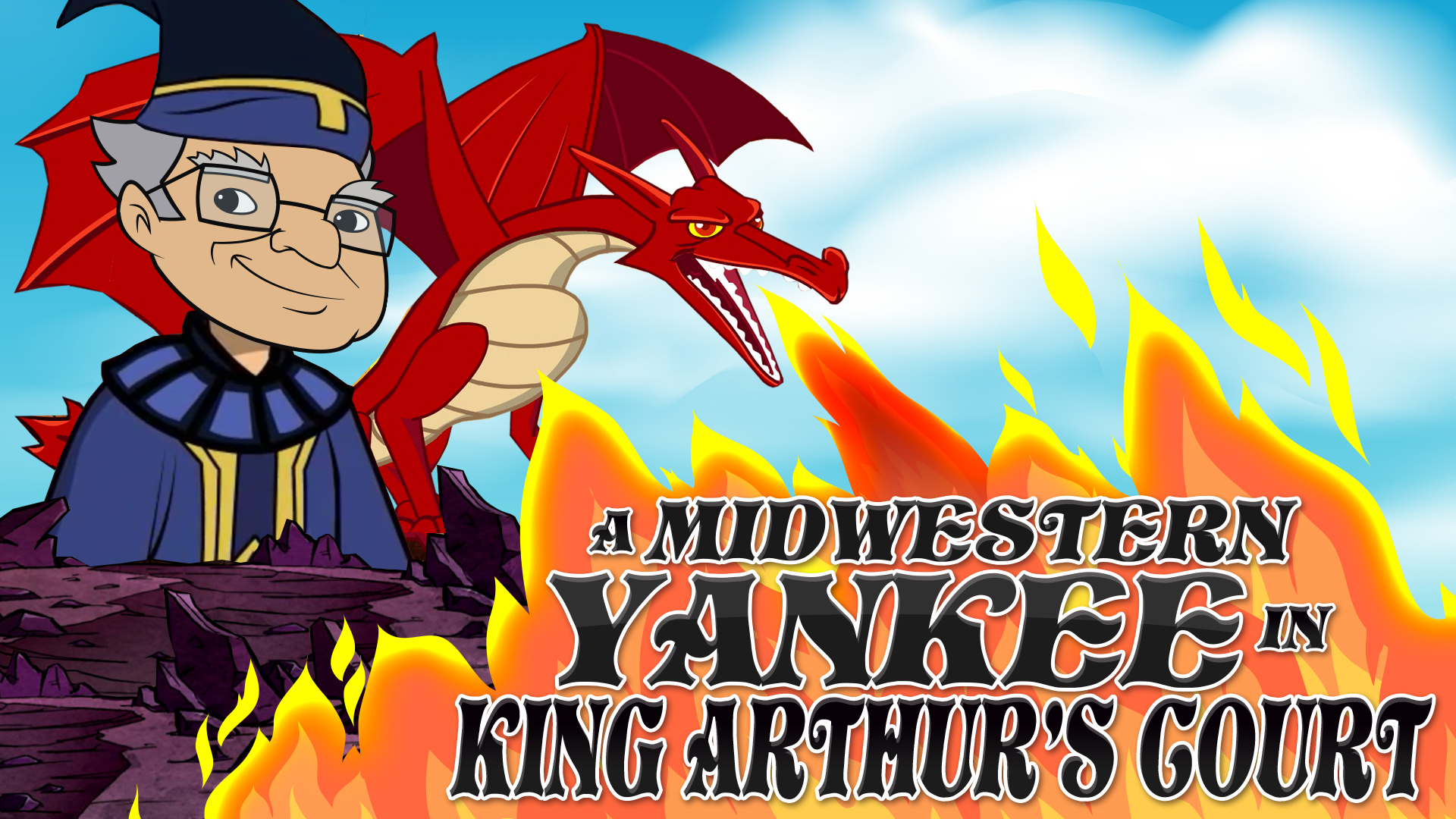 A Midwestern Yankee in King Arthur's Court