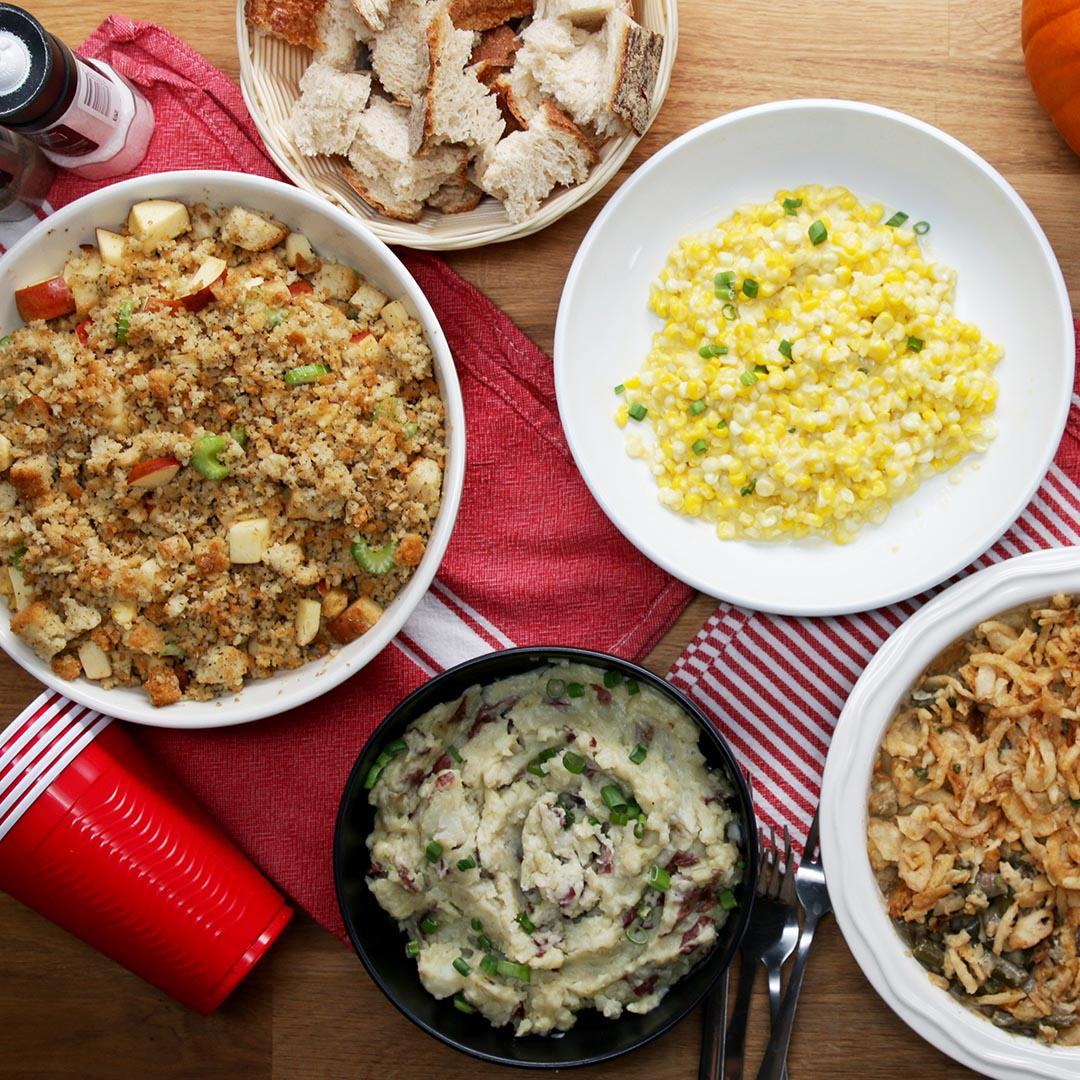 Thanksgiving Staples If You Only Have A Microwave