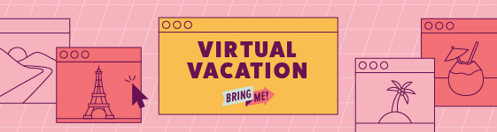 BuzzFeed - Virtual Vacation by Bring Me!