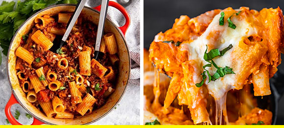 24 Cozy, Hearty Pasta Recipes To Get You Through Winter