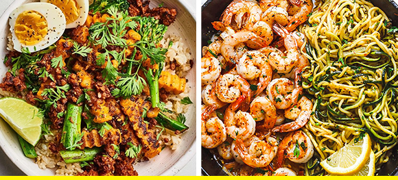 17 Healthy Dinners For When You're Not Sure What To Cook