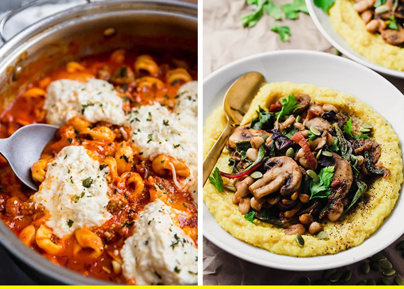 22 Comforting 30-Minute Meals To Make All Winter