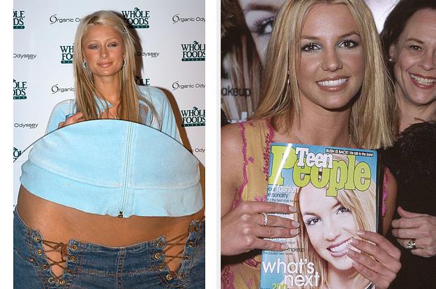 Paris Hilton / Britney Spears