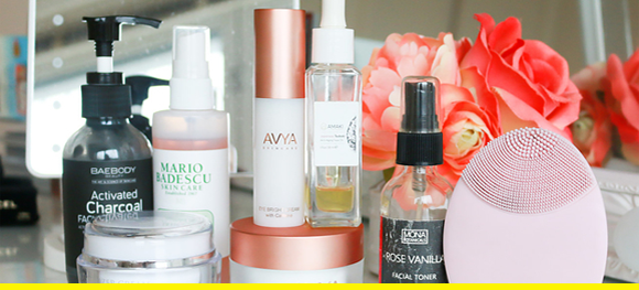 skincare must haves