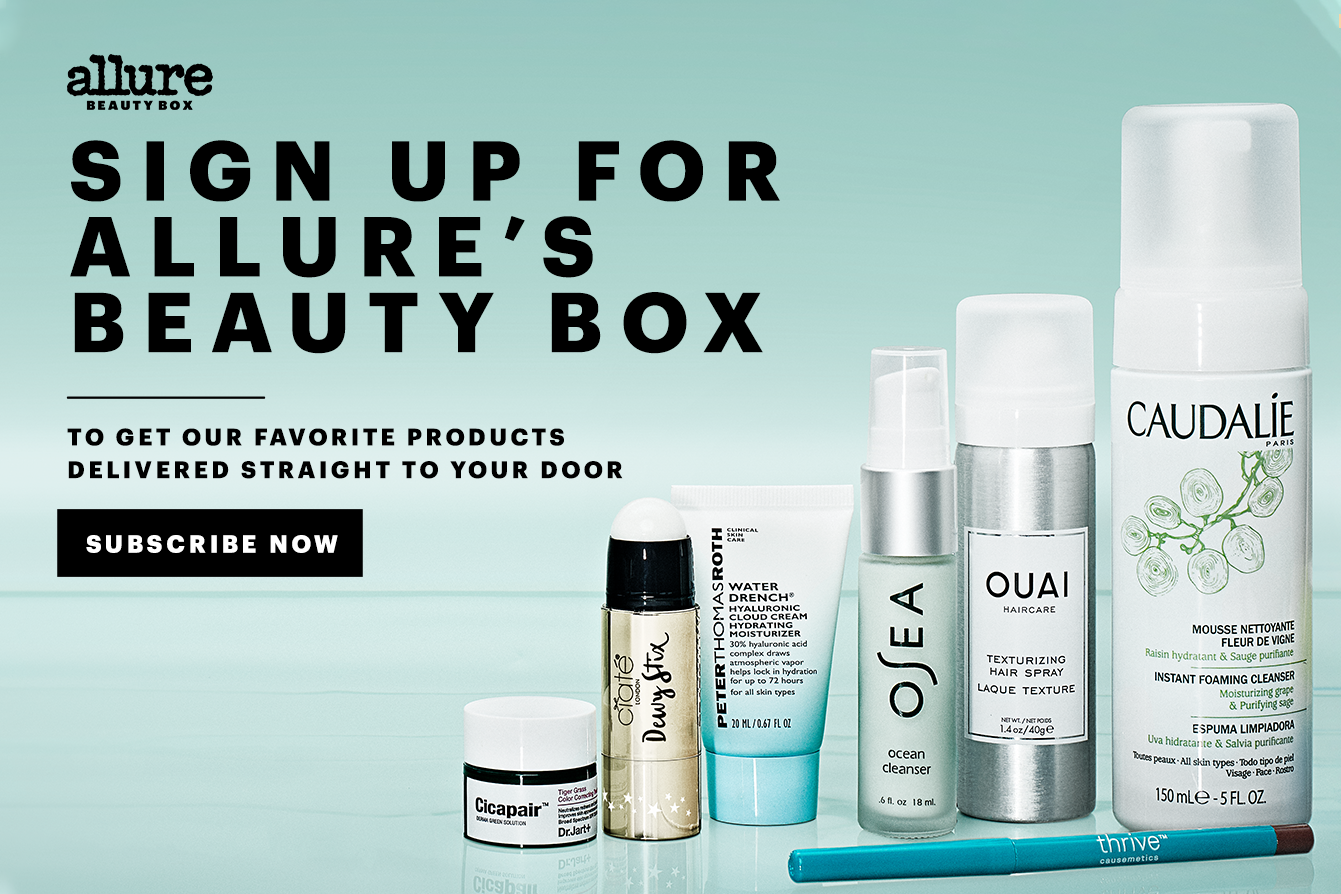 Sign up for Allure's Beauty Box