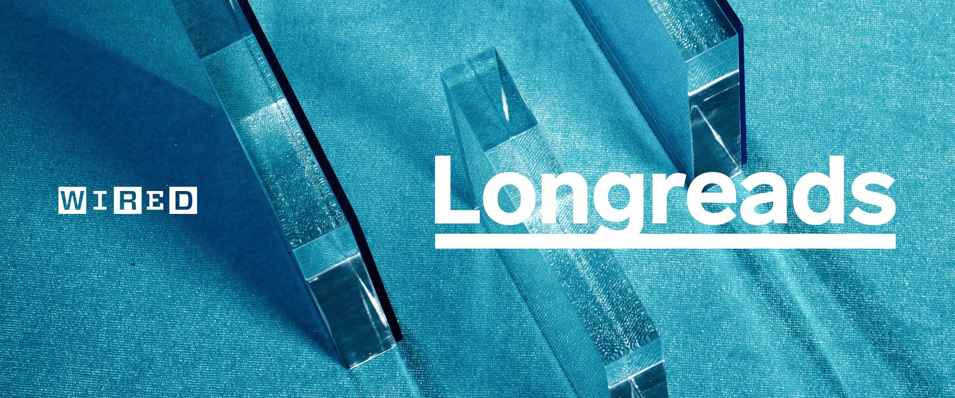 (image) WIRED Longreads Logo
