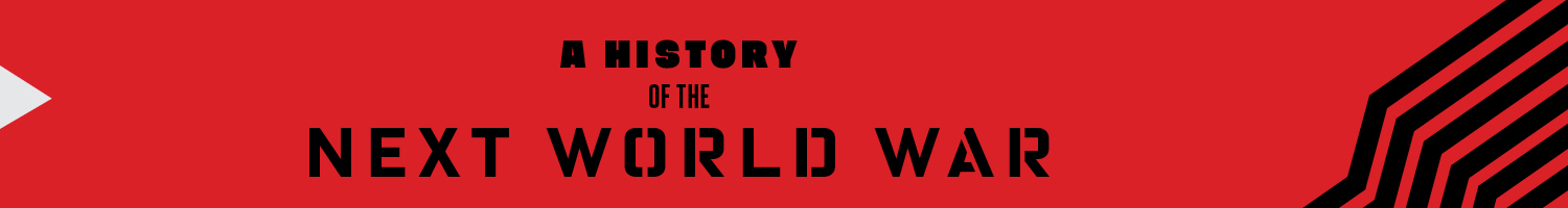 2034: A History of the Next World War