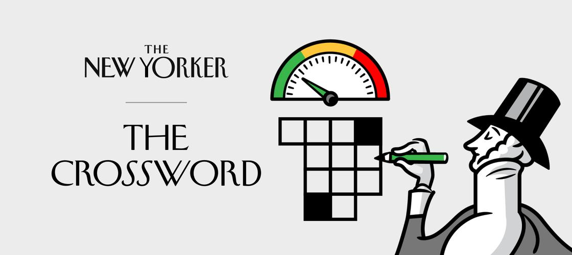 THE NEW YORKER | CROSSWORD