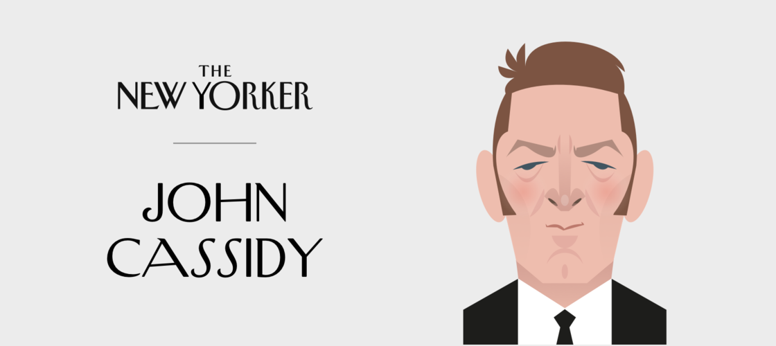 THE NEW YORKER | JOHN CASSIDY
