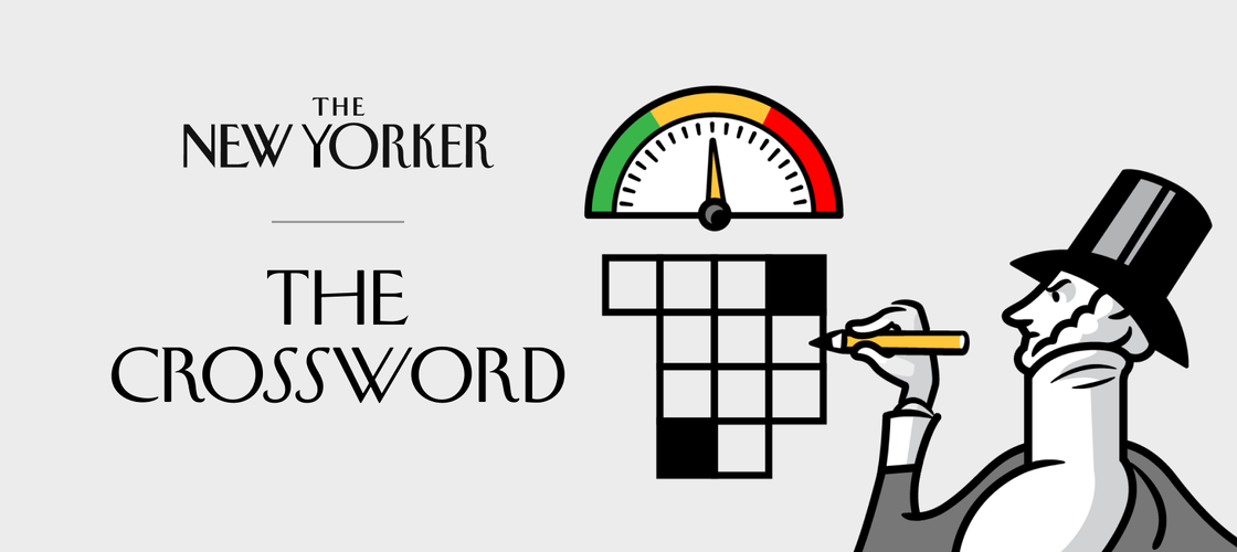 THE NEW YORKER | CROSSWORD