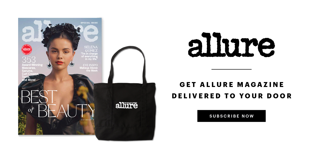 Sign up for Allure Magazine