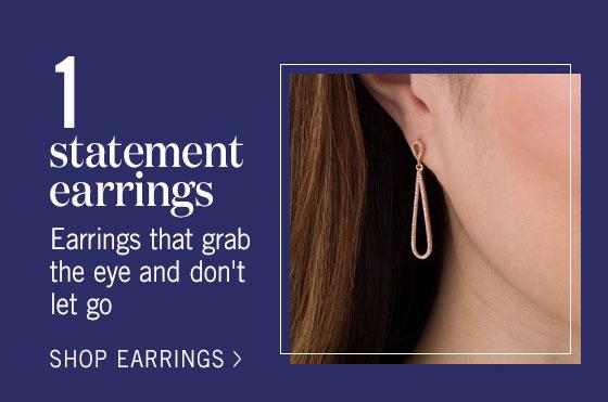 Shop Diamond Drop Earrings
