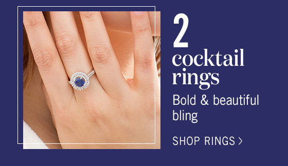 Shop Cocktail Rings
