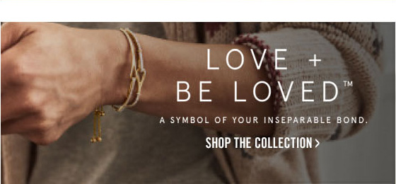 Shop The Love + Be Loved Collection >