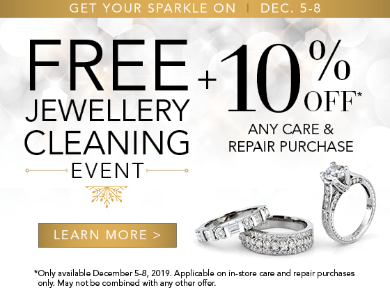Free Jewellery Cleaning Event
