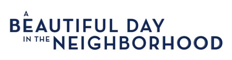 A Beautiful Day in the Neighborhood logo