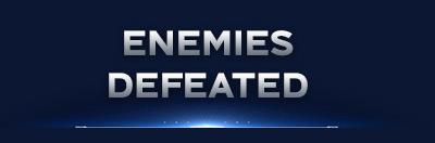 Enemies Defeated