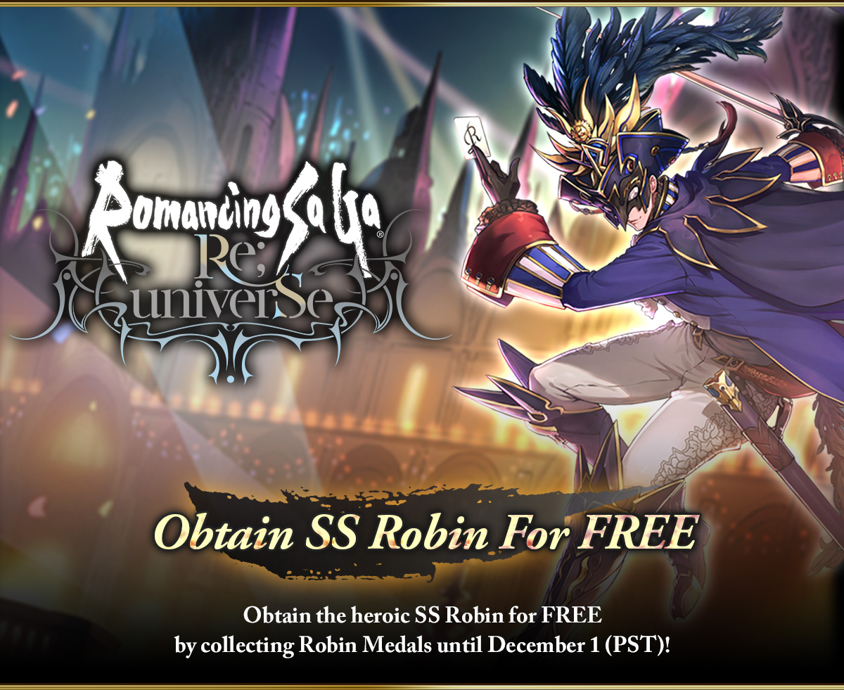 Obtain SS Robin For FREE