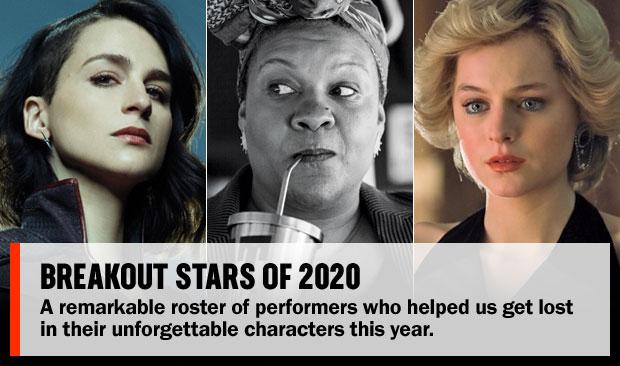 Breakout Stars of 2020